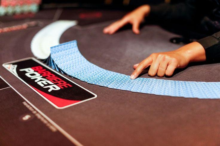 Table de Poker au Casino Barrière Toulouse