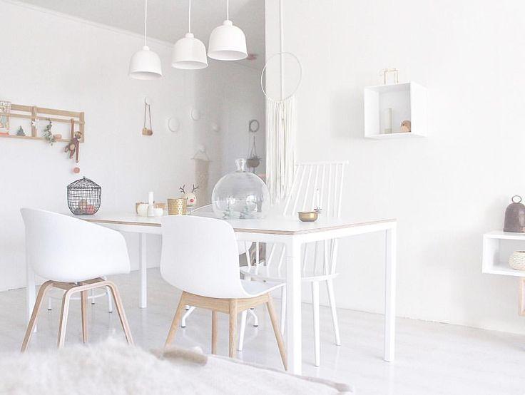 Diningroom Hay Muuto design @Soohme
