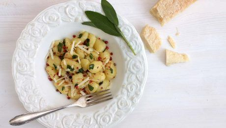 Abruzzo In...cucina. Una ricetta tradizionale di stagione: