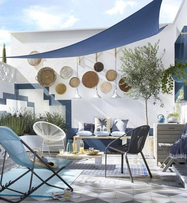 Crea Tu Terraza De Exterior En 2020 Decoracion De Patio Diseno De Terraza Decoracion De Interiores