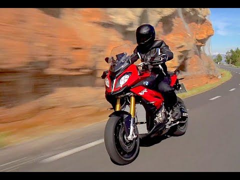 NEW BMW S 1000 XR 2015 - FIRST TEST ONLY SOUND