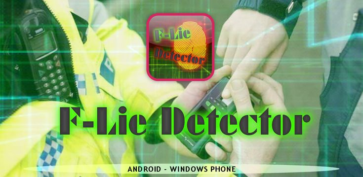 F-Lie Detector App Get this free #app on #Android and #Windows Phone that lets you fool and prank your friends and family! They will believe this is a real working lie detector app. Ask them a question and tell them to place their finger on the phones simulated finger scanner. You decide if they are telling the truth or lies! Check it out on Facebook: https://www.facebook.com/fliedetector/ Direct Play Store Link: https://play.google.com/store/apps/...