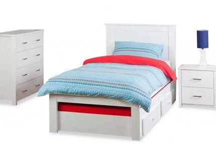 Tyler King Single Bed Frame