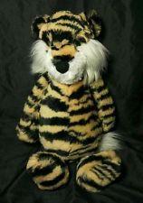 "12"" Jellycat London Tiger cat Plush Stuffed Animal Beans Beanie Soft E1"