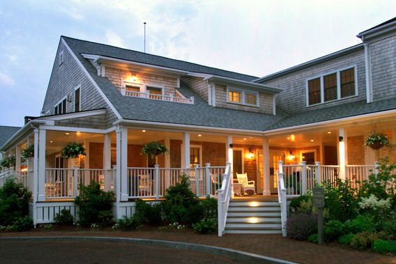 White Elephant Inn, Nantucket luxury hotel