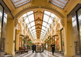 Royal Arcade 1892, 339 Burke St