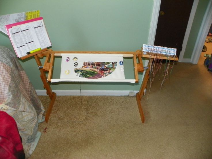 Mark 2 Floor Stand All Things Cross Stitch Pinterest
