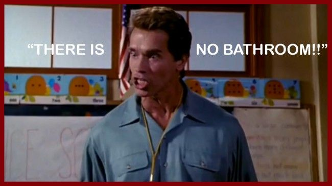 7 best images about Kindergarten Cop on Pinterest | Arnold ...
