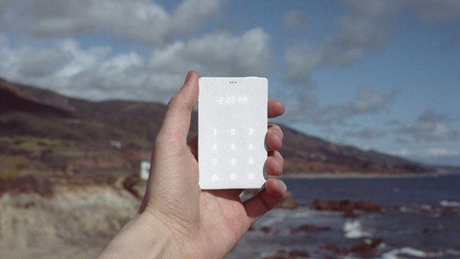 Light Phone: ένα τηλέφωνο και τίποτα άλλο