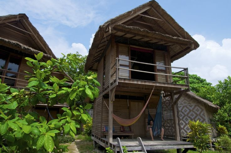 หนีเมืองไปติดเกาะที่หลีเป๊ะ กับ Castaway Resort