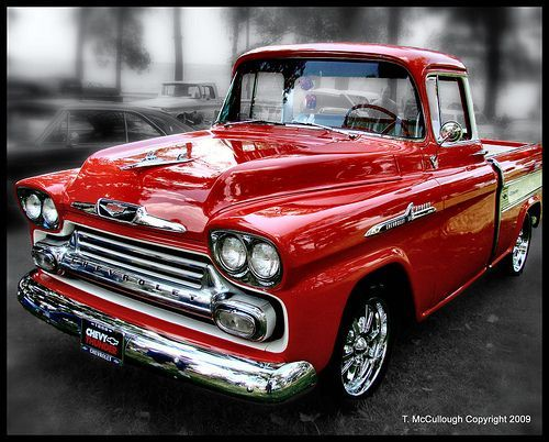 Chevrolet Apache Weekend Warrior