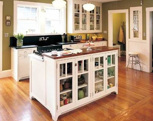 Kitchen Island Against Wall 271 best kitchen remodel ideas images on pinterest | kitchen ideas