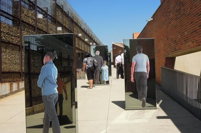 Apartheid Museum Private Tour in Johannesburg The Apartheid Museum opened in 2001 and is acknowledged as the preeminent museum in the world, dealing with 20th Century South Africa, at the heart of which is the apartheid story. For anyone wanting to understand and experience what apartheid South Africa was really like, a visit to the Apartheid Museum is fundamental.The Apartheid Museum opened in 2001 and is acknowledged as the preeminent museum in the world dealing with 20th Ce...
