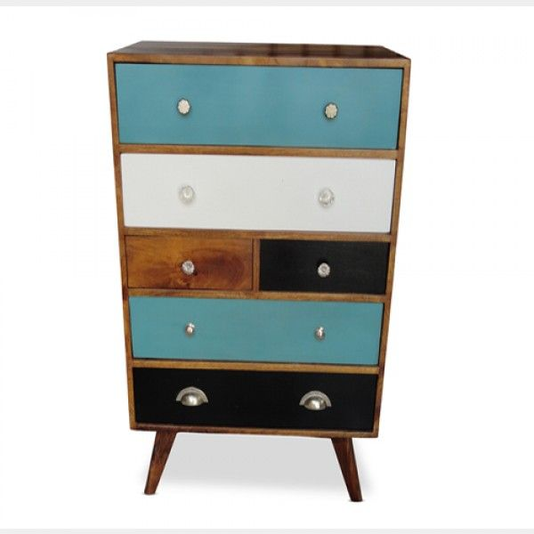 Retro Chest of Drawers | Loft Furniture