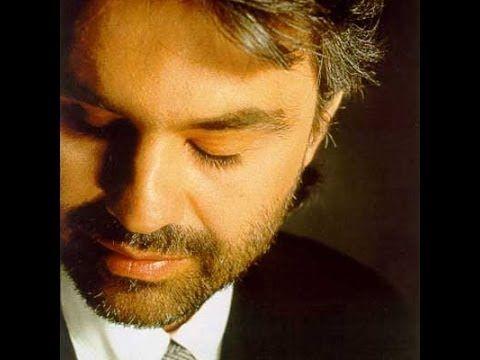 Andrea Bocelli.  Momentos.