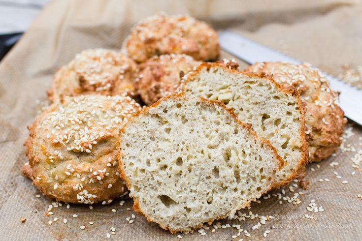 Sesamfrallor  Glutenfria, Lågkolhydrat
