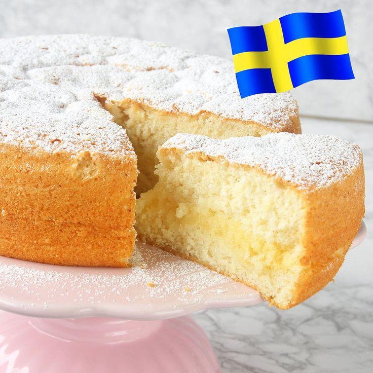 Sverigekaka – Lindas Bakskola