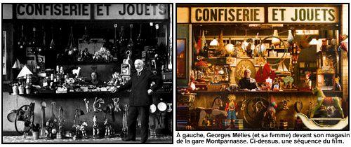 Magasin de jouets de Georges Mélies