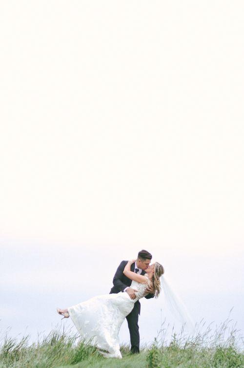 Congratulations Laura & Ryan 07.17.15 B&G  #eaglesnestgolf