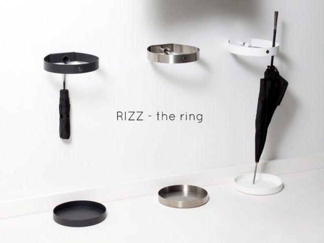 Portaombrelli di design - Rizz modello the ring.