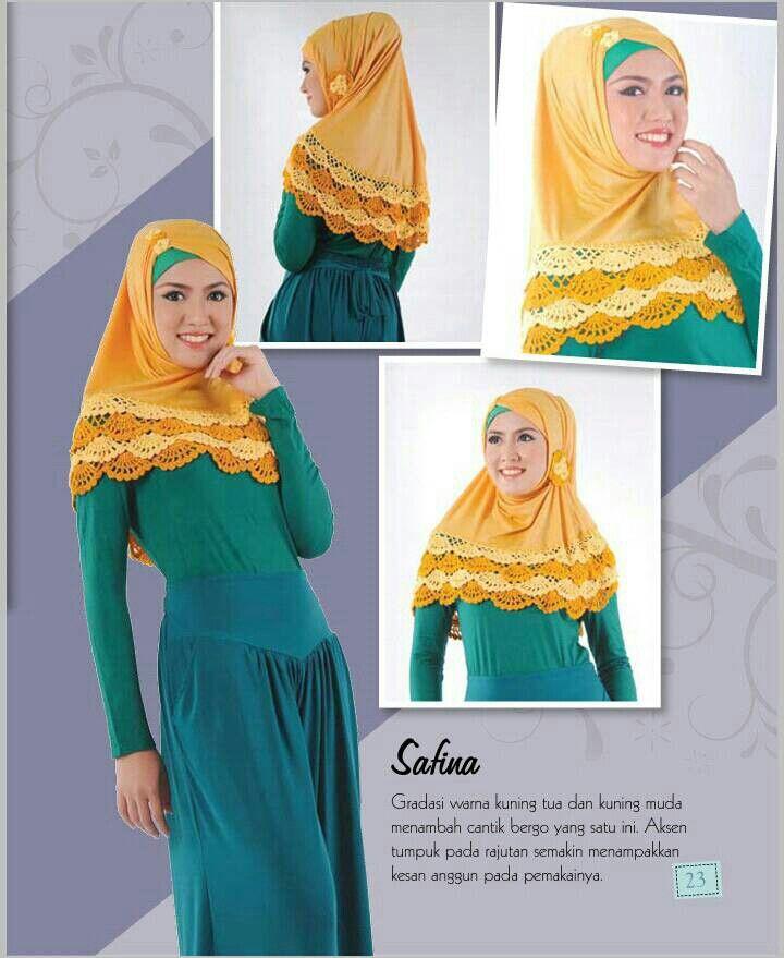 Hijab Rajut SAFINA