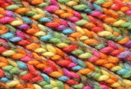 Loom Knit -   If you're ready to try something beyond the stockingnette stitch, try a few of these for variety!  Diagonal Seed Stitch, Lace Inset Stitch, Feather Open Work Stitching  From love to know crafts.