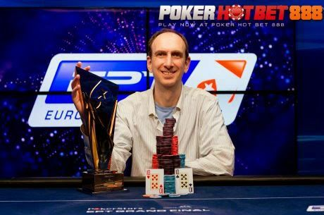 "Agen Poker Online Paling Diminati 2015 - From a man who entered this event with nearly $22 million in career tournament cashes, the admission that this was ""one of the best tournaments of my career"" make a strong statement.That's what Erik Seidel called his win in the 2015 PokerStars and Monte-Carlo® Casino EPT Grand Final €100,000 Super High Roller. Seidel topped a field of 71 entries to add €2,015,000 to his coffers, making him jump from fifth till third on the poker's all-time money list…"