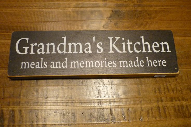 Grandma's Kitchen http://www.thecuttersedge.com/products/index.php?s=2413