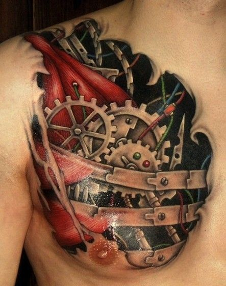 biomechanical tattoos for men ideas and inspiration for guys tattoos for men inspiration. Black Bedroom Furniture Sets. Home Design Ideas