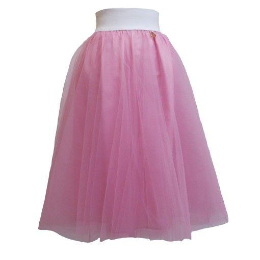 Maraboo by D.N.Gean fairy-tale pink skirt $100€