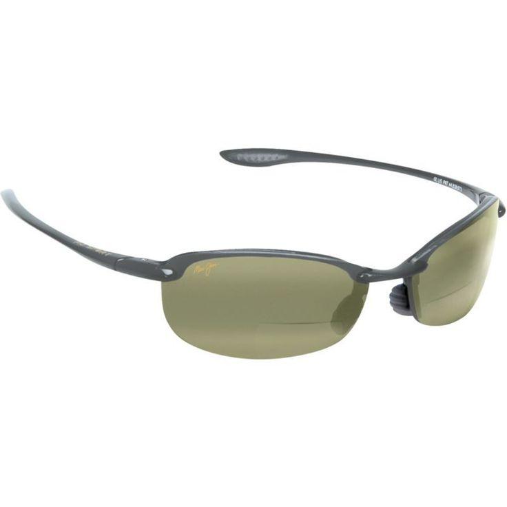 Maui Jim Makaha Reader +250 Polarized Sunglasses, Gray