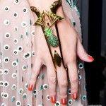 #tırnaklar #tırnakbakımı #nailart #nails #naildlt #nailpolish  2014 Tırnak tasarımları