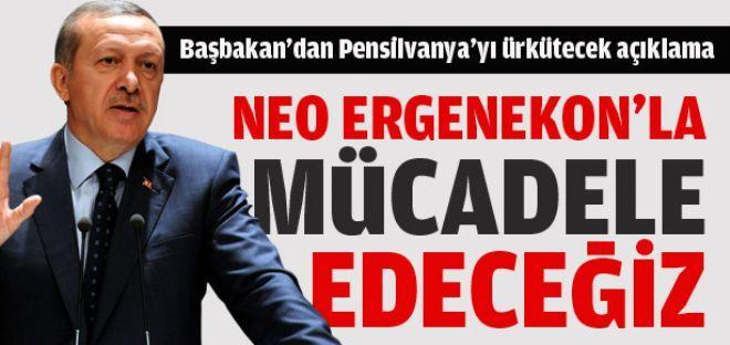 Erdoğan'dan Pensilvanya'yı ürkütecek açıklama!