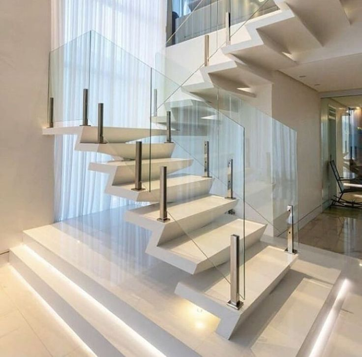 51 Stunning Staircase Design Ideas: 33 Beautiful Home Stairs Design Ideas With Modern Style