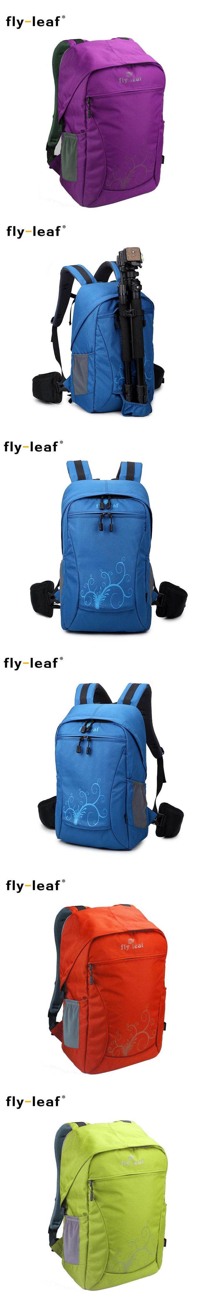 Camera Bag FL9138 Men Women Backpack For Camera Digital Shoulders Large Capacity Backpack for Canon Nikon SLR Camera Bag