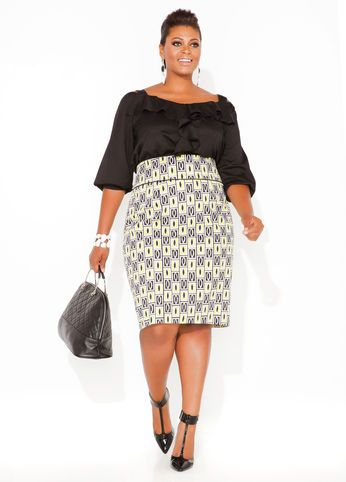 Ashley Stewart is a premium women's apparel and accessories retailer based in America. Selling intimates, swimwear, sportswear, outerwear, sandals, casual wear, denim, handbags and pants, its products are designed to fit the average urban plus-sized lady.