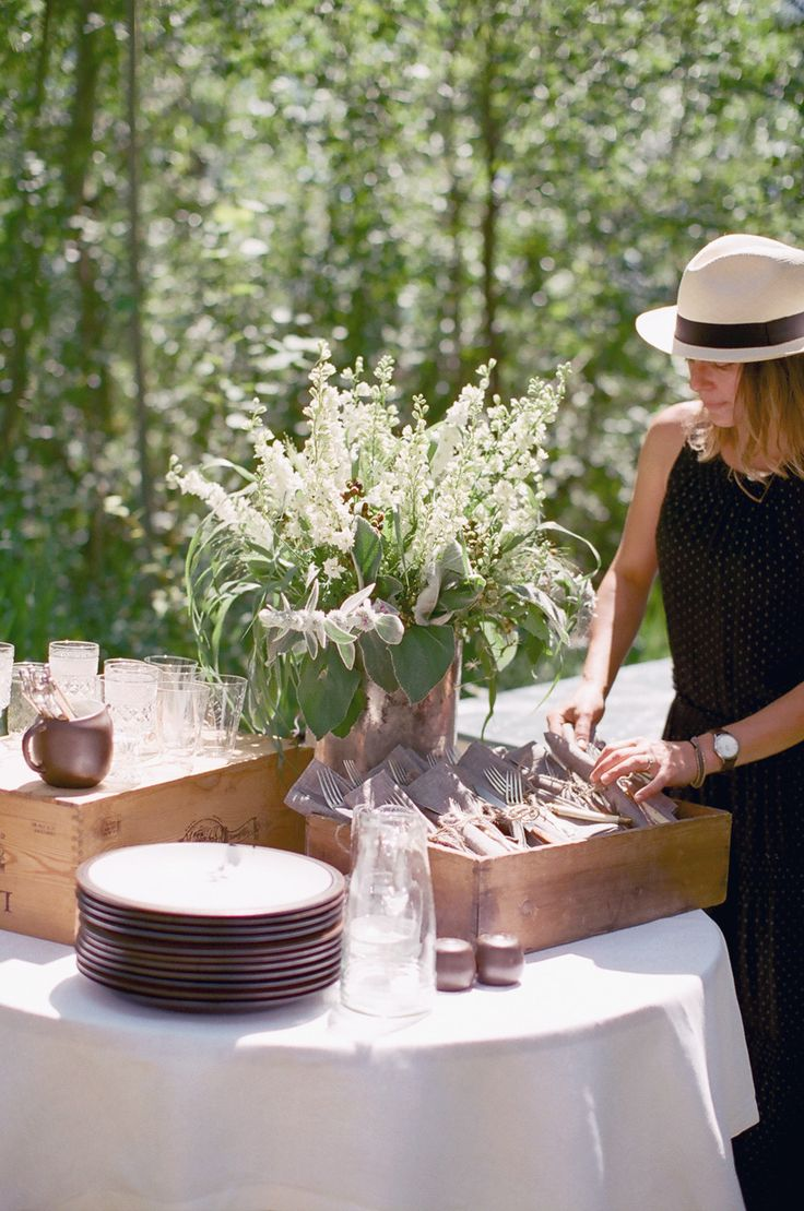 buffet... styled...Carrie Patterson Photography