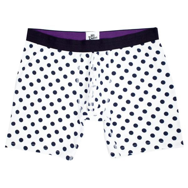Meundies modal boxer  White Polka Dots > http://www.erkekpaketi.com/kategori/83/ayin-tasarimi-kasim