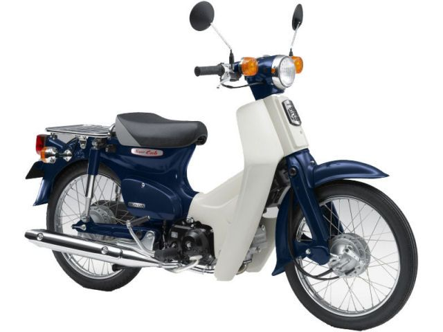 Honda cub...half the world can't be wrong
