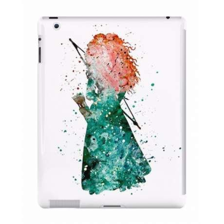 Who's feeling BRAVE and wants a new iPad case? Check out this Disney case for just £9.99 & available for iPhone too www.funcases.co.uk/watercolour-princess-merida-brave-disney-ipad-case?utm_content=bufferd2bbe&utm_medium=social&utm_source=pinterest.com&utm_campaign=buffer