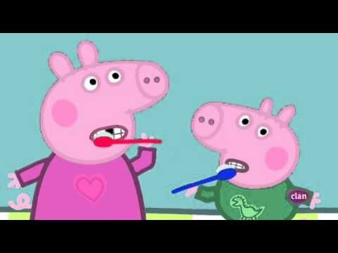 Peppa Pig in English - The tooth fairy - Full episode ❤️ Videos and game...