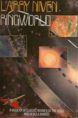 Ringworld Covers - Ringworld by Larry Niven (1971) - Andscifi