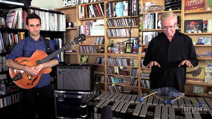 NPR Music Tiny Desk Concert  playlist from:  #1) Gary Burton  to #191) Iron & Wine.  Allow the music list to flow through your soul....