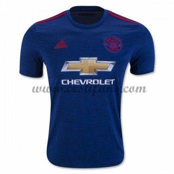 Manchester United Fotbalové Dresy 2016-17 Venkovní Dres
