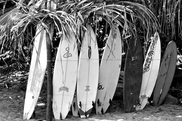 The cheapest places to live in the world. $500 a month  - Surfing in Costa Rica might be an option...By Saaron83