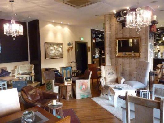 """Cafe """"Awake Frankfurt"""" eins der schönsten Cafés in FFM"""