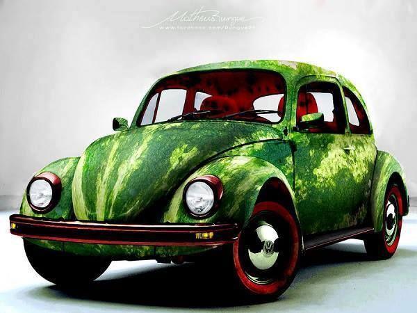 El clásico #Volkswagen #Sedan más conocido en #Mexico como #Vocho