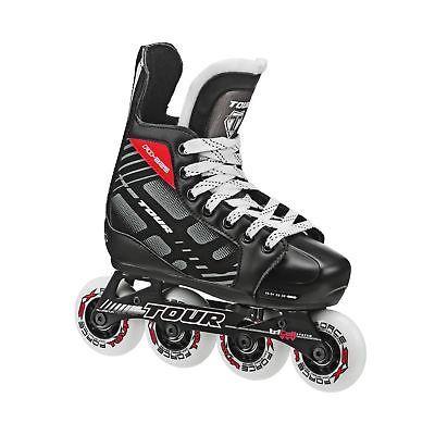 Roller Hockey 64669: Tour Hockey Fb-225 Youth Inline Hockey Skates 1-4 -> BUY IT NOW ONLY: $81.77 on eBay!
