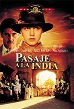 """Cine. """"Pasaje a la India"""" (1984) Dir. David Lean. Adaptación de una novela del escritor inglés E.M. Forster. India colonial, años 20. Adela, una joven inglesa, viaja a la India, en compañía de su futura suegra, para contraer matrimonio con un magistrado de Chandrapore. La joven está obsesionada por conocer a fondo la realidad del país... https://www.youtube.com/watch?v=V3UAPNPffGw https://www.youtube.com/watch?v=cecw2l-LvNA https://www.youtube.com/watch?v=7mIHIofacDg"""