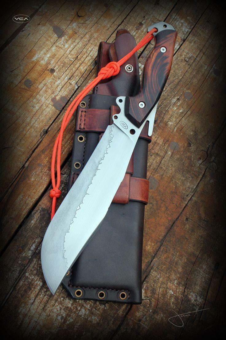 j a voss vca knives facas e bainhas artesanais waffen pinterest messer selber. Black Bedroom Furniture Sets. Home Design Ideas